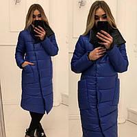 Куртка-Пальто женская длинная Марго 6555