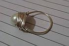 Кольцо и серьги с перламутром, фото 2