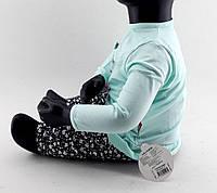 Детский костюмчик двоечка для новорожденных 6, 9, 12 месяцев Турция
