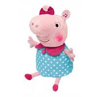 Интерактивная игрушка свинка пеппа со светом и звуком, Peppa pig