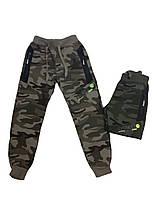 Спортивные штаны утепленные для мальчика, Sincere, размеры 116-146 арт. LL 2190