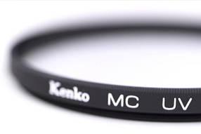 Світлофільтри KENKO захисні з мультипросвітленням MC UV