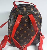 Рюкзак стильный городской молодёжный, фото 3