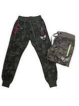 Спортивные штаны утепленные для мальчика, Sincere, размеры 1134-164 арт. LL 2161