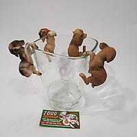 Стикер подвесной Собака мал. К4.137, фото 1