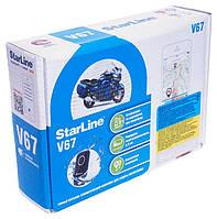 Охранный комплекс для мотоцикла StarLine V67