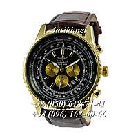 Часы Breitling Navitimer Brown-Gold-Black-Gold