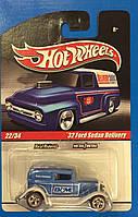 Коллекционная машинка Hot Wheels Ford Sedan Delivery