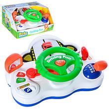 Детская игрушка Автотренажер-Руль Keenway