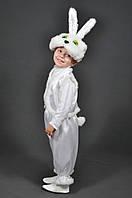 Детский костюм Зайчик 2,3,4 лет. Новогодний карнавальный костюм Заец Заяц Заєць для детей