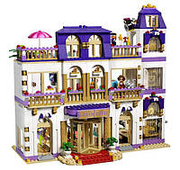 "Конструктор Lepin 01045 ""Гранд-отель в Хартлейке"" (аналог LEGO Friends 41101), 1676 деталей"
