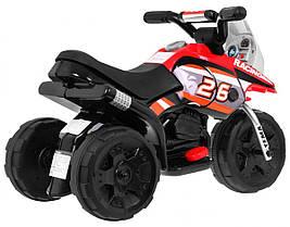 Детский трицикл на аккумуляторной батареи 6V, фото 3