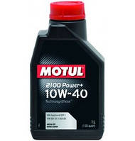 Моторное масло Motul 2100 Power + 10w40 4л.