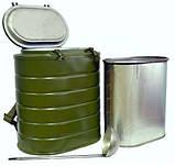 Термос армейский ТВН-12 для пищевых продуктов., фото 3