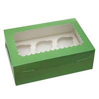 Упаковка для капкейков и маффинов