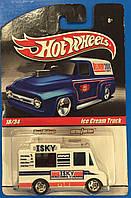 Коллекционная машинка Hot Wheels Ice Cream Truck