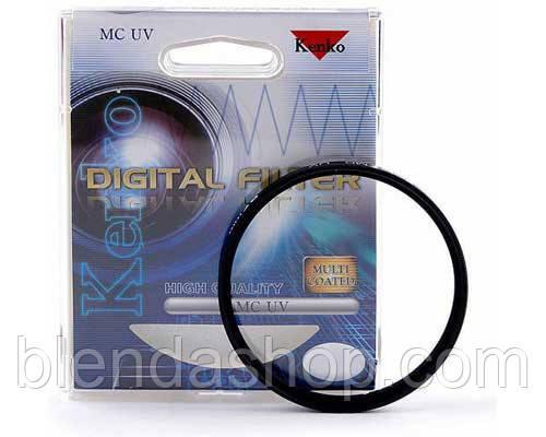 Ультрафиолетовый защитный cветофильтр KENKO 77 мм с мультипросветлением MC UV