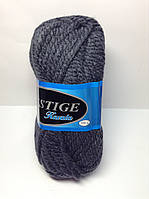 Пряжа prestige Kavala Oxford (акрил) цвет - темно-серый