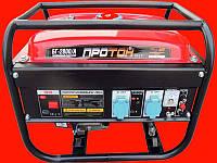 Бензиновый генератор на 2,2 кВт Протон БГ-3500