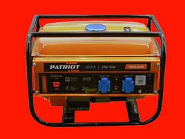 Бензиновый генератор на 2 кВт PATRIOT SRGE 2500