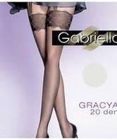 Женские колготки с имитацией чулок Gabriella GRACYA