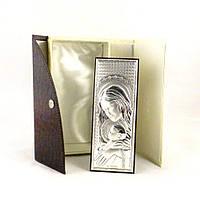 Образ Святая Мария с Иисусом в шкатуле