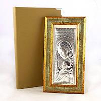 Образ Святая Мария с Иисусом в  шкатулке