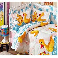 Набор в кроватку для младенцев Kristal Дисней -  Paytak голубой