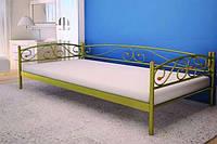 Кровать VERONA LUX -Верона люкс ТМ Метакам (односпальная,двуспальная, полуторная,  металлическая)