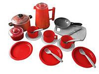 Набор игрушечной посуды Iriska 4 ОРИОН 97