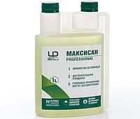 Жидкое высококонцентрированное дезинфекционное средство Maksisan, 1 литр