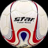 Футзальный мяч Star №4 PU-клееный , фото 1