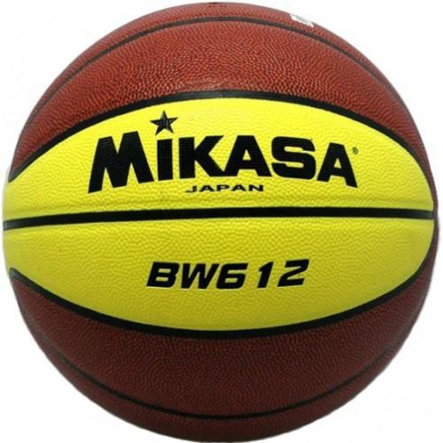 МЯЧ БАСКЕТБОЛЬНЫЙ MIKASA (BW612), фото 1
