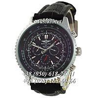 Часы Breitling for Bentley Blue-Silver-Blue