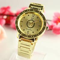 Женские часы Pandora Corona золотистые, фото 1
