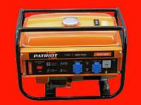 Бензиновый генератор на 2,5 кВт PATRIOT SRGE 3500