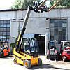 Телескопический  вилочный погрузчик 3 тонны JCB  б/у