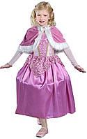 Карнавальный костюм Золушки 6-8 лет (120-130 см).