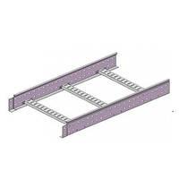 Лоток лестничного типа 100х400 L3000 inox