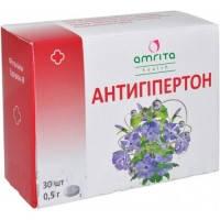 «Антигипертон» снижает артериальное давление до нормы