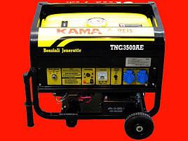Бензиновый генератор KAMA TNG3500AЕ