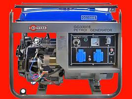 Бензиновый генератор Odwerk GG-3300E
