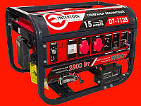 Бензиновый генератор с электростартом Intertool DT-1128