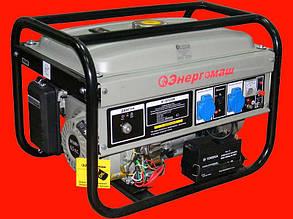 4-х тактный бензиновый генератор Энергомаш ЭГ-87230Е