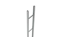 Вертикальная лестница 1000 L3000 горячий цинк