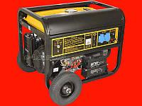 Бензиновый генератор Forte FG 8000 Е