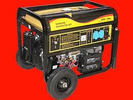 Бензиновый генератор Forte FG 6500 Е