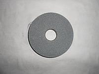 Круг абразивный шлифовальный из карбида кремния 64С (зеленый) 125х10х32 16 СМ