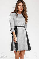 Женственное расклешенное платье Gepur 23479