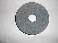 Круг абразивный шлифовальный из карбида кремния 64С (зеленый) 125х20х32 16-40 СМ-СТ